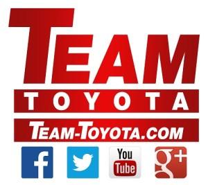 Team Toyota Logo